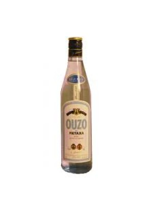 Metaxa Ouzo Greek Specialty Liqueur 40% ABV 750ml