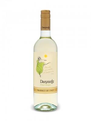 Danzante Pinot Grigio 2010  Pinot Grigio Venezie Italy  12% ABV 750ml