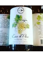 Eau d' Vine BLANC Barrel Aged American Wild Ale w/ Orange Muscat Grapes 750ml