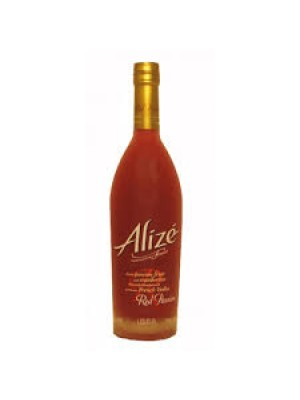 Alize Red Passion Liqueur and French Vodka Blend 16% ABV 750ml