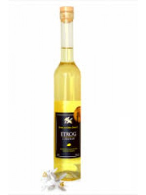 Sukkah Hill Spirits Etrog Liqueur Kosher for Passover 38% ABV 375ml