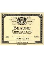 Louis Jadot Beaune Chouacheux  Premier Cru 2010 13.5%  ABV  750ml