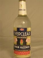 Everclear Grain Alcohol 75.5% ABV 750ml
