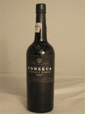 Fonseca Vintage Porto 1997 Bottled in 1999 20.5% ABV 750ml