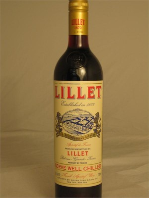 Lillet Red Aperitif Wine France 17% ABV 750ml