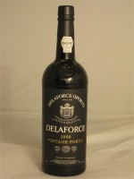 Delaforce Oporto 2000 Vintage Porto CD Vintners Soc Vitivinicola SA Vila Nova de Gaia Portugal 750ml