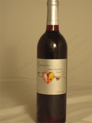Elysium California Black Muscat Dessert Wine 2008 15% ABV 750ml