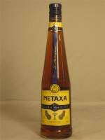 Metaxa 5 Star Greek Spirit 38% ABV 750ml