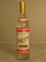 Stolichnaya Russian Vodka 40% ABV 750ml