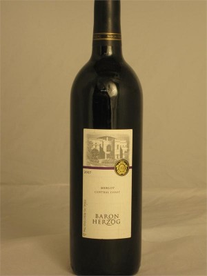 Baron Herzog Merlot Central Coast 2013 750ml