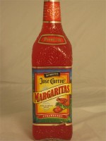 Jose Cuervo Strawberry Margaritas 9.95% ABV 750ml