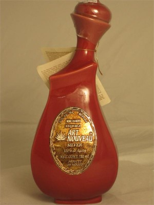 Art Nouveau Tequila Blanco Silver 40% ABV 750ml