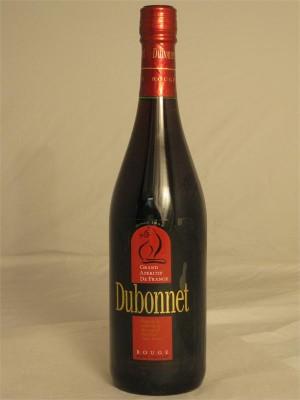 Dubonnet Rouge Grand Aperitif de France 19% ABV 750ml