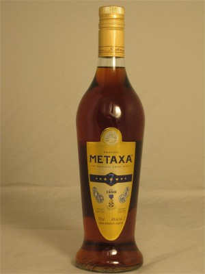 Metaxa 7 Star Greek Spirit 40% ABV 750ml