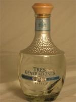 Sauza Tres Generaciones Tequila Plata 40% ABV 750ml