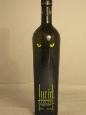 Lucid Absinthe Superieure Beet Neutral Spirits Distilled with Herbs with Addistional Herbs Added 62% ABV 750ml