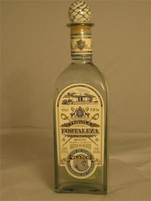 Tequila Fortaleza Blanco 40% ABV 750ml