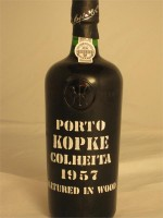 Kopke Colheita Porto 1957 20% ABV 750ml