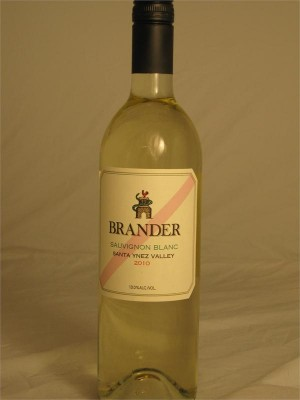Brander Sauvignon Blanc Santa Ynez Valley  2014 13.3% ABV 750ml