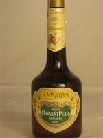 DeKuyper Harvest Pear Schnapps 23% ABV 750ml