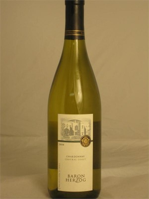 Baron Herzog Chardonnay Central Coast 2009  750ml