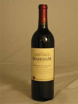 Markham Cabernet Sauvignon Napa Valley 2012 14.2% ABV 750ml
