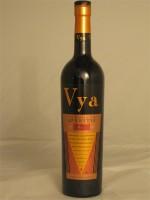 Quady Vya Vermouth Aperitif Sweet California 750ml