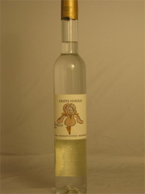 Marolo Grappa made from Brunelolo Grapes Distilleria Santa Teresa Alba 42% 375ml