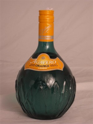 Agavero Orange Liqueur Made with Tequila 32% ABV 750ml