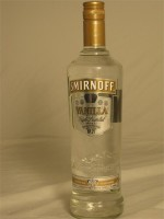 Smirnoff Vanilla Vodka 35% ABV 750ml