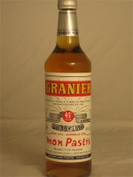 Granier  Mon Pastis Aperitif Anise Liqueur  France 45% ABV 750ml