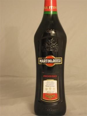 Martini & Rossi  Rosso Vermouth 15% ABV 750ml