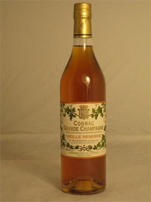 C Dudognon Vieille Reserve Premier Cru de Cognac 750ml Grande Champagne AOC Lignieres Sonneville France