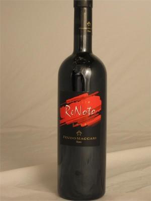 Feudo Maccari ReNoto 2005 Sicilia IGT 100% Nero d'Avola 13% ABV 750ml