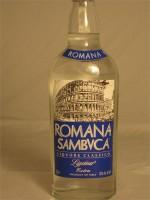 Romana  Sambuca Liquore Classico 42% ABV 750ml