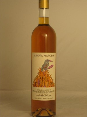 Marolo Grappa from Barolo Grapes 42% ABV 750ml