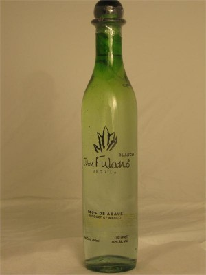 Tequila Don Fulano  Blanco Silver 40% ABV 750