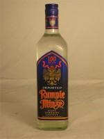 Rumple Minze Berry Schnapps Liqueur 50% ABV 750ml Canada