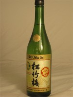 Sho Chiku Bai Naturally Brewed Junmai Sake 15% ABV 750ml