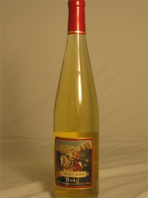 Chaucer's Mead (Honey Wine) 11% ABV 750ml