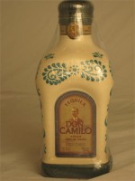 Don Camilo* Tequila Anejo 40% ABV 750ml