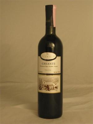 Cantina Gabriele Chianti Italy  2009 12.5% ABV 750ml