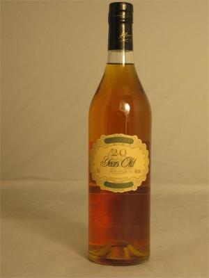 Maison Prunier 20 Year Cognac 40% ABV 750ml