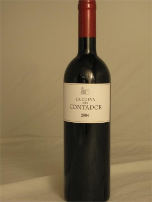La Cueva del Contador from Rioja 14% ABV 750ml