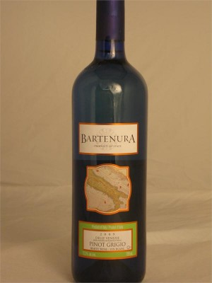 Bartenura Pinot Grigio Italy 2010 12.5% ABV 750ml