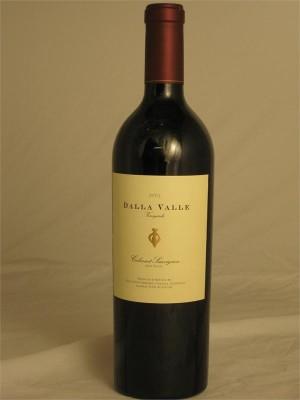 Dalla Valle Vineyards Cabernet Sauvignon Napa Valley Oakville 2003 13.5% ABV 750ml