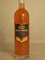 Mascarade Liqueur  Blended with Natural Peaches, Apricots. Armagnac and Premium Vodka 16& ABV 750ml