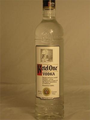 Ketel One  Vodka 40% ABV 750ml