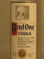 Ketel One Vodka 40% ABV 1.75L