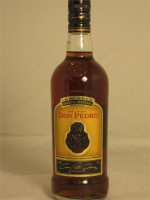 Casa Don Pedro Domecq Imported Reserva Especial (Mexico) Brandy 40% ABV 750ml